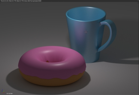 learning blender ... again
