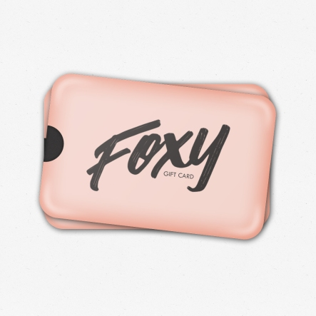 giftcards-foxy