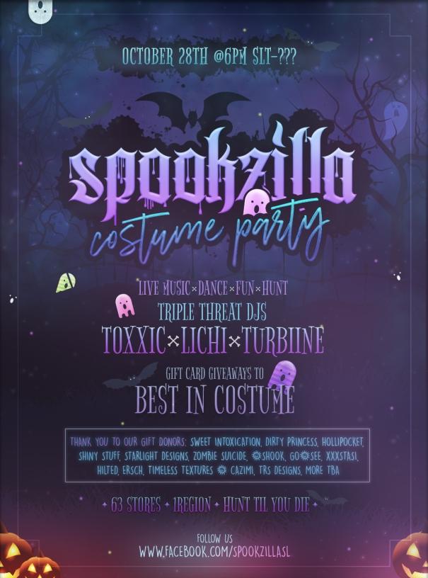 spookzilla-party-flyer