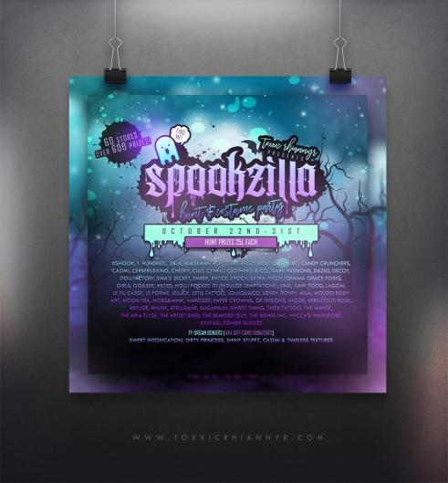 spookzilla