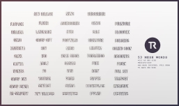 2019 Mesh Store Words - Toxxic Rhiannyr Marketplace