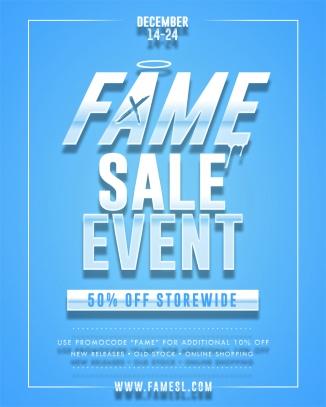 fame-poster-design
