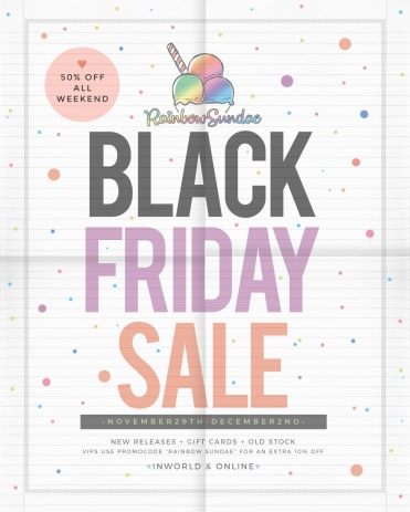 rainbowsundae-blackfriday-poster