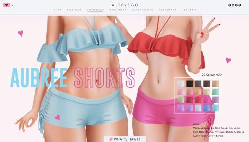 AlterEgo - Vendor Layout