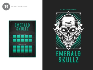 hud - displays - emeraldskullz