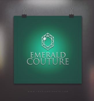 logo - emeraldcouture