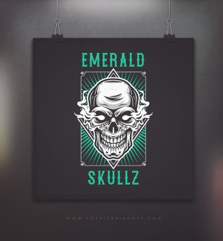 logo - emeraldskullz