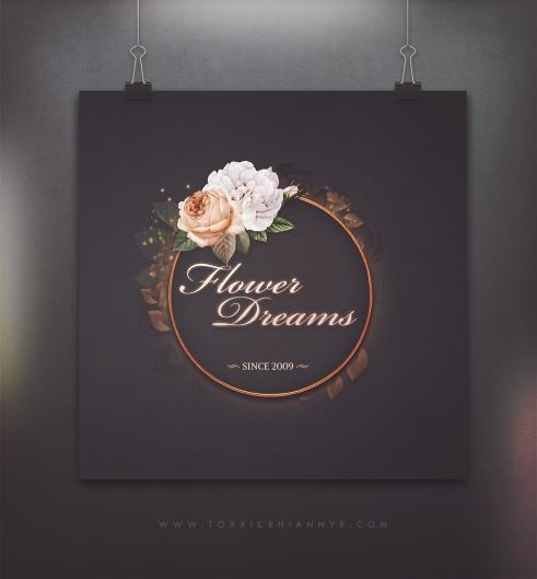 logo - flowerdreams