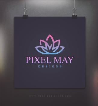 logo - pixelmay