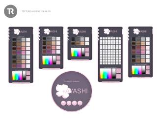 hud - displays - AYASHI
