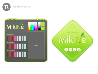hud - displays - mikine