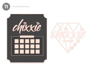 hud - displays - chixxie