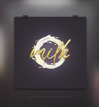 logo - milk