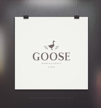 logo - goose