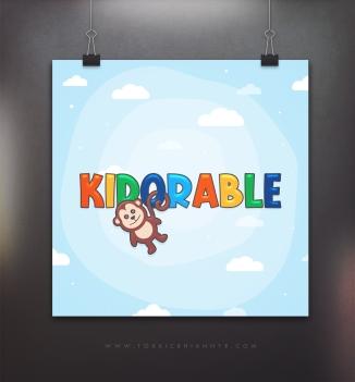 logo - kidorable
