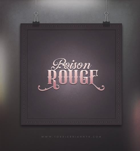 logo - poisonrouge