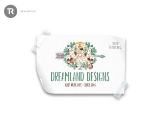 hud - displays - dreamlanddesigns