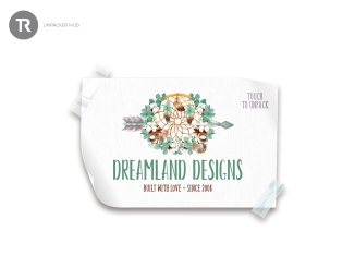 hud - displays - dreamlanddesigns