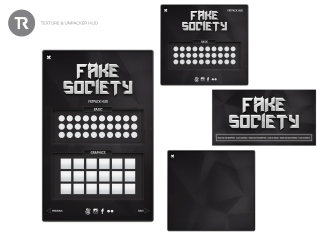 hud - displays - fakesociety