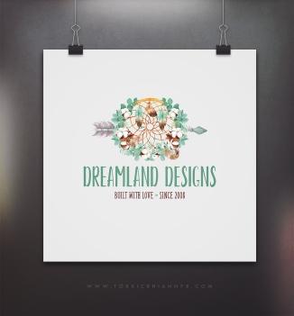 logo - dreamland