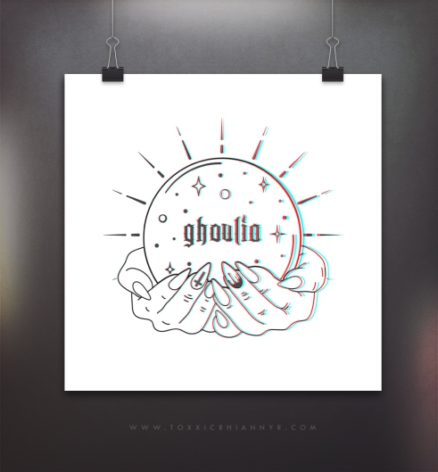 logo - ghoulia