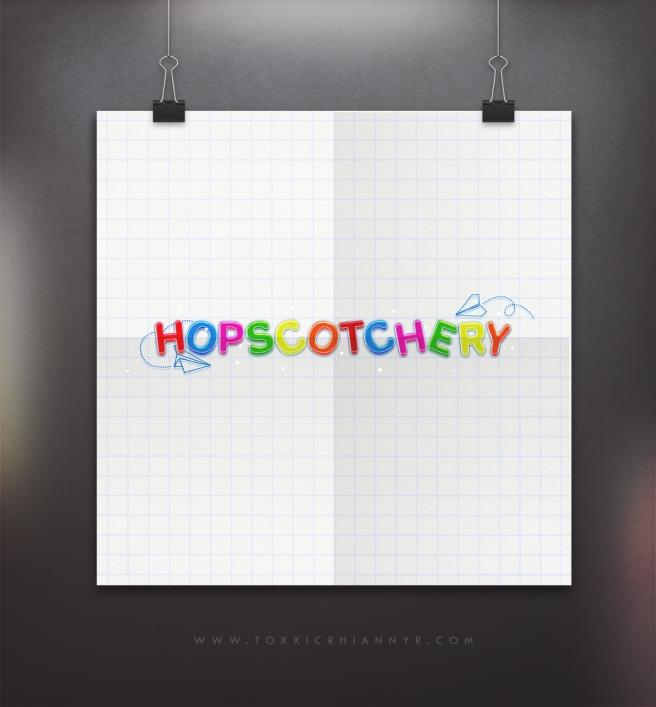 logo - hopscotchery