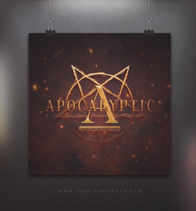 logo - apocalyptic