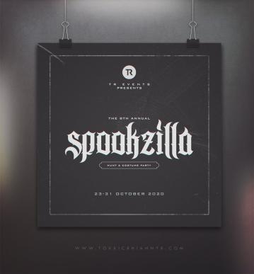 logo - spookzilla