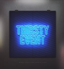 logo - thirstyevent