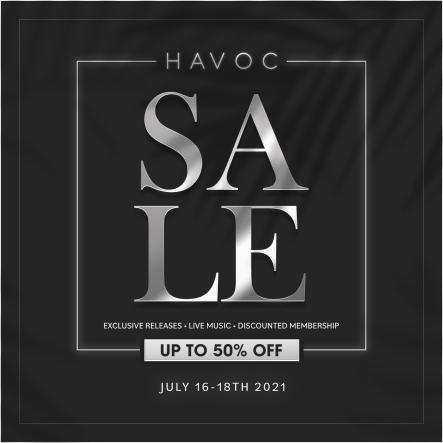 havoc-sale-poster
