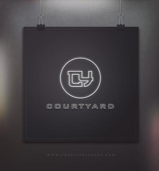 logo - courtyard