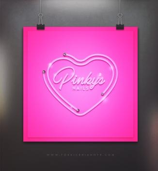 logo - pinkysnails