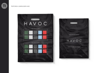 hud - displays - havoc