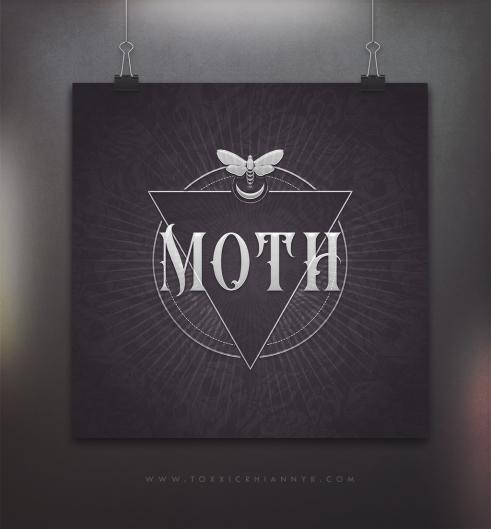 logo - moth1