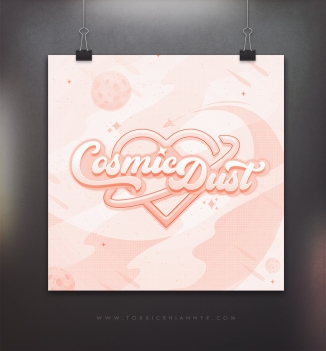logo - cosmicdust