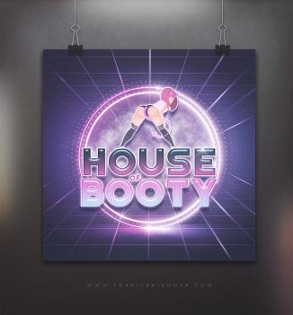 logo - houseofbooty