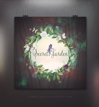 logo - secret - garden